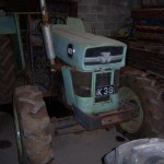 Massey Ferguson 185 4WD