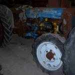 fordson super major Roadless conversion