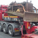 Vintage International Dozer Sold To Holland